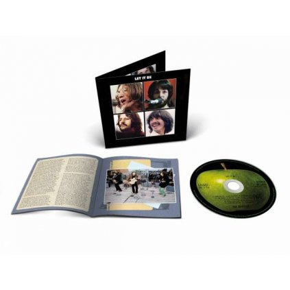 VINYLO.SK   Beatles, The ♫ Let It Be (2021 Mix) [CD] 0602507138585
