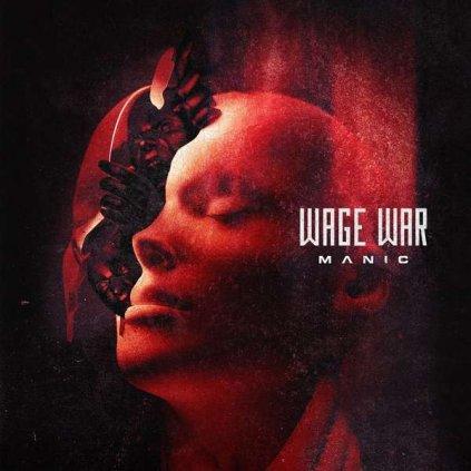VINYLO.SK | Wage War ♫ Manic [CD] 0888072276680
