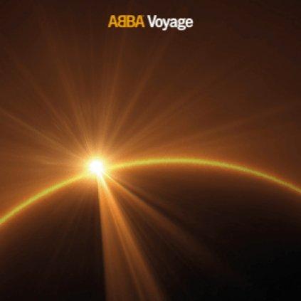 VINYLO.SK | ABBA ♫ Voyage / Jewel Case [CD] 0602438885800