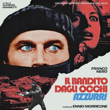 VINYLO.SK | Morricone Ennio ♫ Il Bandito Dagli Occhi Azzurri [CD] 0602438588978