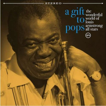 VINYLO.SK | Armstrong Louis ♫ A Gift To Pops [LP] Vinyl 0602438571055