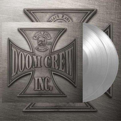 VINYLO.SK | Black Label Society ♫ Doom Crew Inc. / Limited Edition / Solid Silver Vinyl [2LP] Vinyl 0602435935881