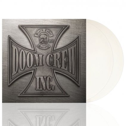 VINYLO.SK | Black Label Society ♫ Doom Crew Inc. / Limited Edition / White Vinyl [2LP] Vinyl 0602435935935