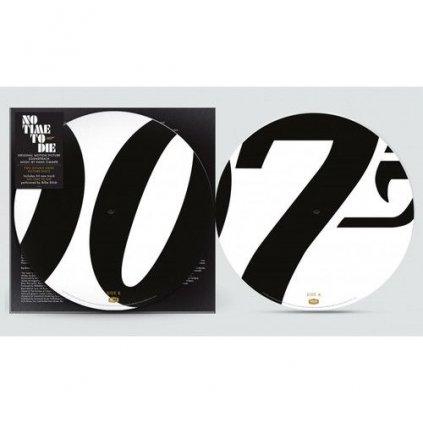 VINYLO.SK | ZIMMER HANS ♫ No Time To Die / OST / Limited Edition / Picture Vinyl [LP] Vinyl 0602438073986