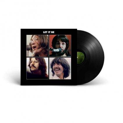 VINYLO.SK   Beatles, The ♫ Let It Be (2021 Mix) [LP] Vinyl 0602507138653