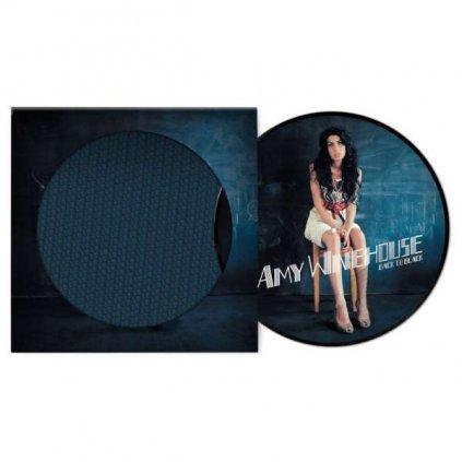 VINYLO.SK   Winehouse Amy ♫ Back To Black / Limited Edition / Picture Vinyl [LP] Vinyl 0602435796475