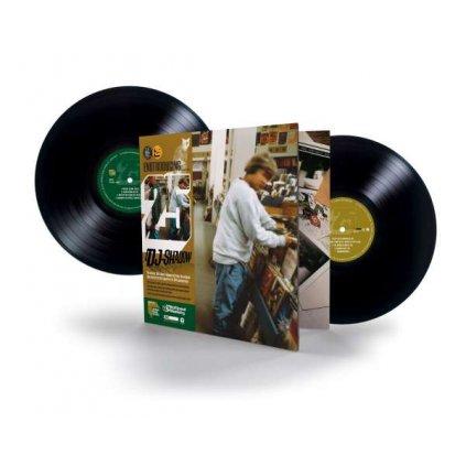 VINYLO.SK   DJ Shadow ♫ Endtroducing / Half Speed Remaster / 25th Anniversary Endtrospective Edition [2LP] Vinyl 0602435838779