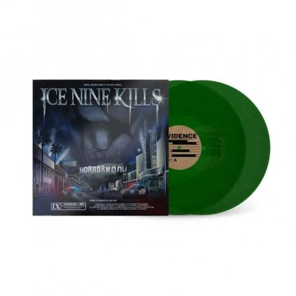 VINYLO.SK   Ice Nine Kills ♫ Welcome To Horrorwood: The Silver Scream 2 / Limited [2LP] Vinyl 0888072264991