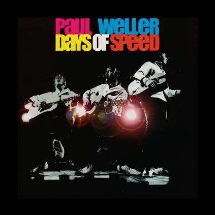 VINYLO.SK | Weller Paul ♫ Days Of Speed [2LP] Vinyl 0888072092747