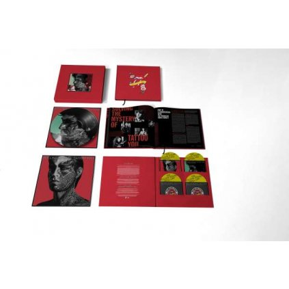 VINYLO.SK | Rolling Stones, The ♫ Tattoo You / Limited Edition / BOX SET / CD + Picture Vinyl [LP + 4CD] Vinyl 0602438355310