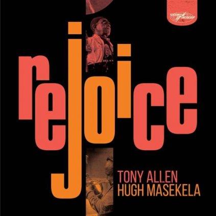 VINYLO.SK   Allen Tony & Hugh Masekela ♫ Rejoice / Special Edition [2CD] 4050538647952