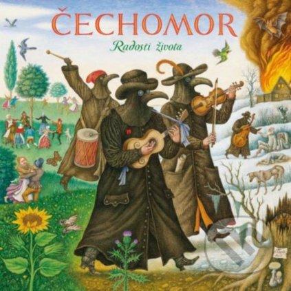 VINYLO.SK   Čechomor ♫ Radosti Života / Special Edition [2CD] 0190296432422