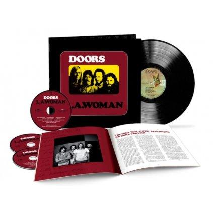 VINYLO.SK | Doors, The ♫ L. A. Woman [LP + 3CD] Vinyl 0603497843374