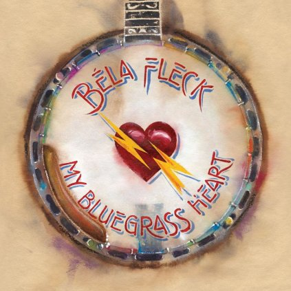 VINYLO.SK | Fleck Bela ♫ My Bluegrass Heart [2CD] 4050538689228