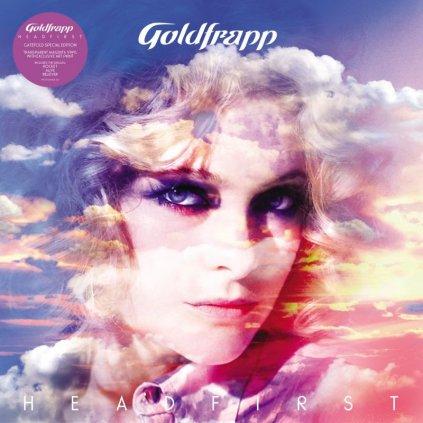 VINYLO.SK | Goldfrapp ♫ Head First [LP] Vinyl 4050538673753