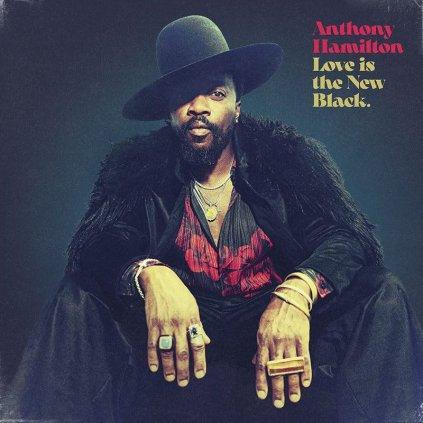 VINYLO.SK | Hamilton Anthony ♫ Love Is The New Black [CD] 4050538698558