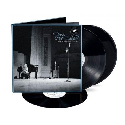 VINYLO.SK   Mitchell Joni ♫ Live At Carnegie Hall 1969 [3LP] Vinyl 0603497844517
