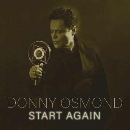 VINYLO.SK   Osmond Donny ♫ Start Again [CD] 4050538707670