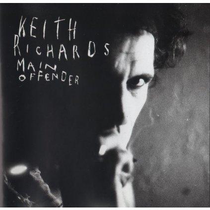 VINYLO.SK | Richards Keith ♫ Main Offender / Red Vinyl [LP] Vinyl 4050538682946