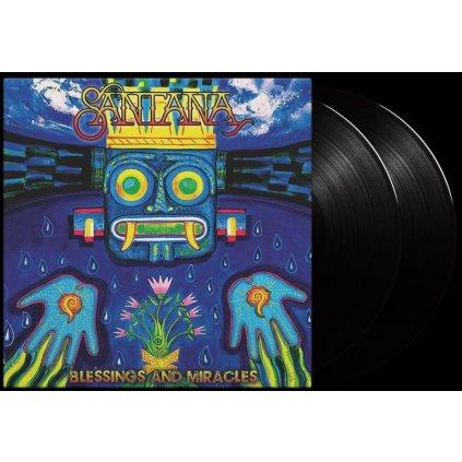 VINYLO.SK | Santana ♫ Blessing And Miracles [2LP] Vinyl 4050538714579