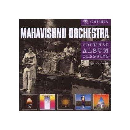 VINYLO.SK | MAHAVISHNU ORCHESTRA - ORIGINAL ALBUM CLASSICS [5CD]