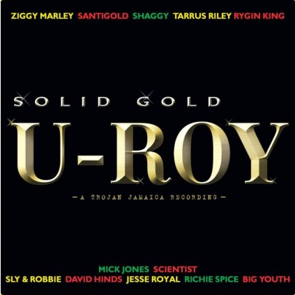 VINYLO.SK | U-Roy ♫ Solid Gold [2LP] Vinyl 4050538692907