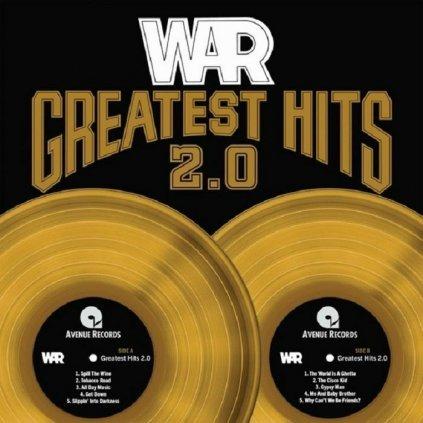 VINYLO.SK   War ♫ Greatest Hits 2.0 [LP] Vinyl 0603497843671