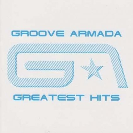 VINYLO.SK | GROOVE ARMADA - GREATEST HITS [CD]