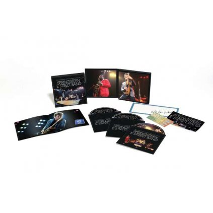 VINYLO.SK | Springsteen Bruce & The E Street Band ♫ The Legendary 1979 No Nukes Concerts [2CD + Blu-Ray] 0194398929422