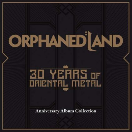 VINYLO.SK | Orphaned Land ♫ 30 Years Of Oriental Metal / Limited Edition BOX SET [8CD] 0194399446324