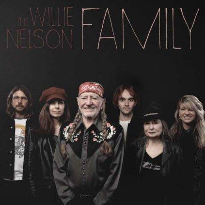 VINYLO.SK | Nelson Willie ♫ The Willie Nelson Family [CD] 0194398874920