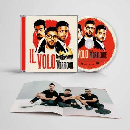 VINYLO.SK   Il Volo ♫ Il Volo Sings Morricone [CD] 0194399352229