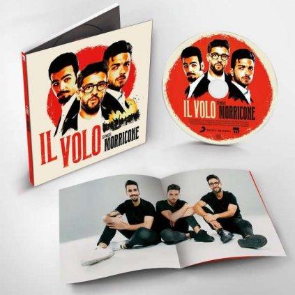 VINYLO.SK | Il Volo ♫ Il Volo Sings Morricone / Digipak [CD] 0194399351925