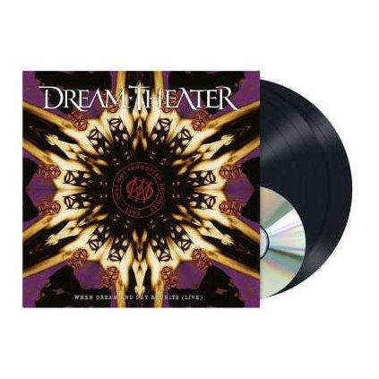 VINYLO.SK | Dream Theater ♫ Lost Not Forgotten Archives: When Dream And Day Reunite  / Remaster [2LP + CD] Vinyl 0194399264218