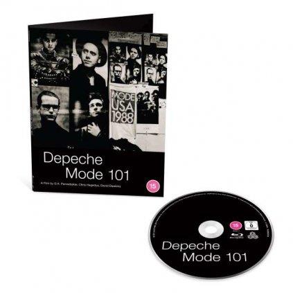 VINYLO.SK | Depeche Mode ♫ 101 / Digipack [Blu-Ray] 0194399020494