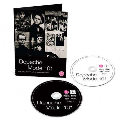 VINYLO.SK | Depeche Mode ♫ 101 / Digipack [2DVD] 0194399020593
