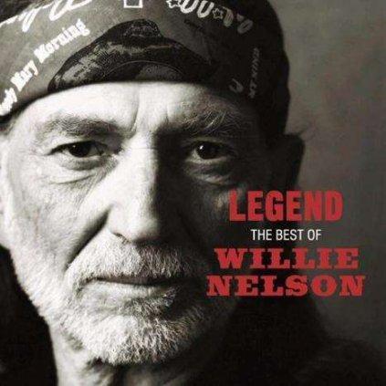 VINYLO.SK | NELSON, WILLIE - LEGEND: THE BEST OF WILLIE NELSON [CD]