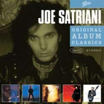 VINYLO.SK | SATRIANI, JOE - ORIGINAL ALBUM CLASSICS [5CD]