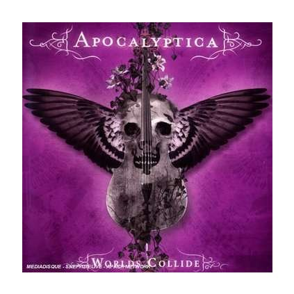 VINYLO.SK | APOCALYPTICA - WORLDS COLLIDE [CD]