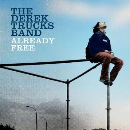 VINYLO.SK | TRUCKS, DEREK - ALREADY FREE [CD]