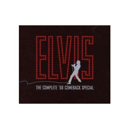 VINYLO.SK   PRESLEY, ELVIS - 68 COMEBACK SPECIAL [4CD]