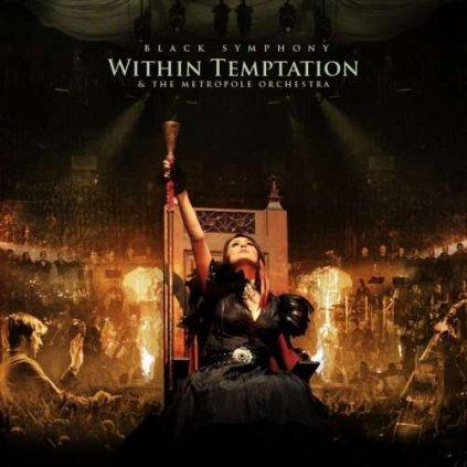 VINYLO.SK | WITHIN TEMPTATION - BLACK SYMPHONY [2CD]