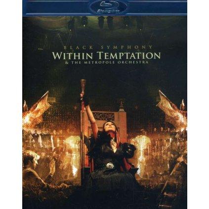VINYLO.SK | WITHIN TEMPTATION - BLACK SYMPHONY [Blu-Ray + DVD]