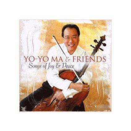VINYLO.SK | MA, YO-YO - SONGS OF JOY & PEACE [CD]