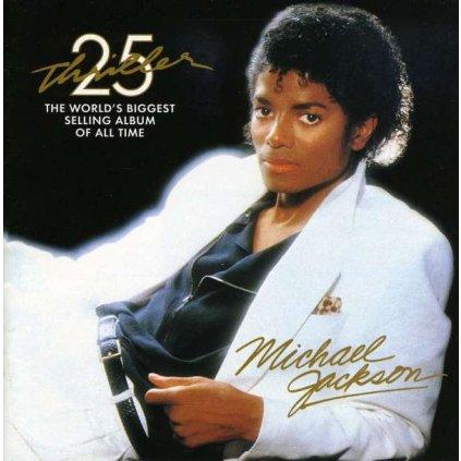 VINYLO.SK   JACKSON, MICHAEL - THRILLER / Anniversary [CD]