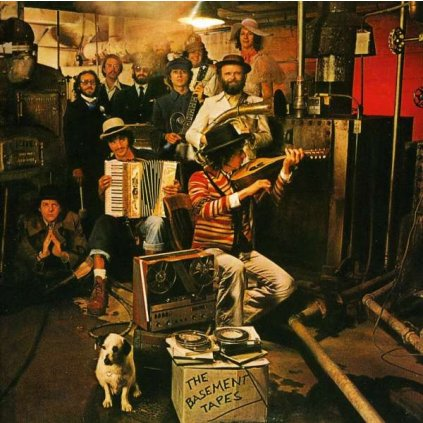 VINYLO.SK | DYLAN, BOB & THE BAND - THE BASEMENT TAPES [2CD]