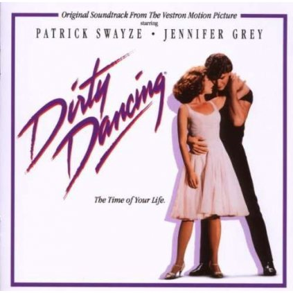 VINYLO.SK | OST - DIRTY DANCING (ORIGINAL SOUNDTRACK FROM THE VESTRON MOTION PICTURE) [CD + DVD]