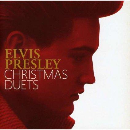 VINYLO.SK | PRESLEY, ELVIS - CHRISTMAS DUETS [CD]