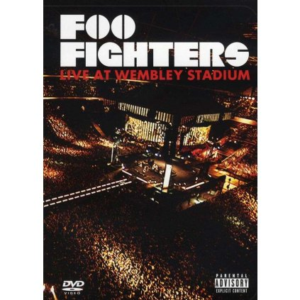 VINYLO.SK | FOO FIGHTERS - LIVE AT WEMBLEY STADIUM [DVD]
