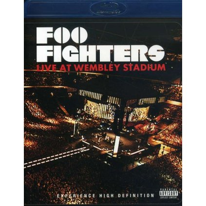 VINYLO.SK | FOO FIGHTERS - LIVE AT WEMBLEY STADIUM [Blu-Ray]